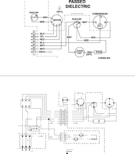 dometic  air conditioner wiring diagram air box