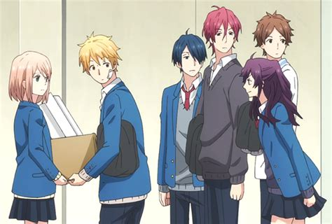 anime days episode 24 l anime nijiiro days en promotion vid 233 o