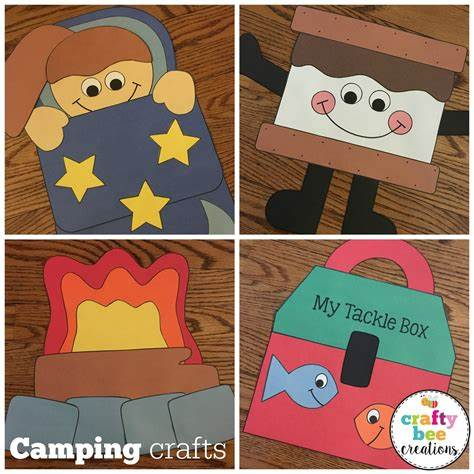 Pin by Tammy Asare on camping for preschoolers Camping