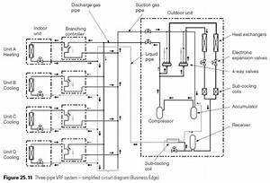 Mitsubishi Vrf System Diagram