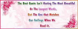 Most Beautiful Quotes For Facebook | www.pixshark.com ...