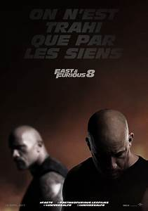 Fast Furious 8 Affiche : affiche du film fast furious 8 affiche 6 sur 7 allocin ~ Medecine-chirurgie-esthetiques.com Avis de Voitures