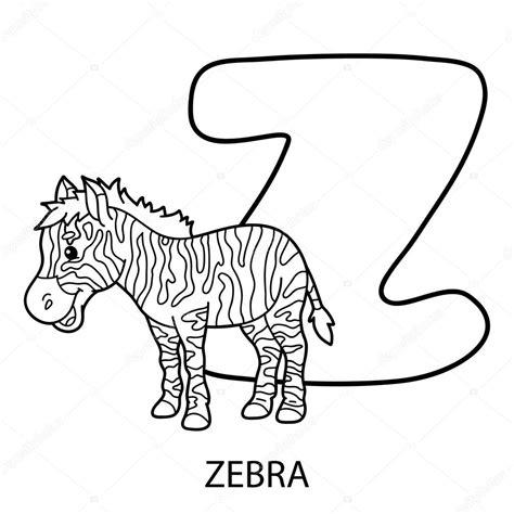Dieren Alfabet Kleurplaten Nl dieren alfabet kleurplaat stockvector 169 boyusya 106896200