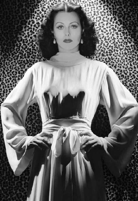 inventor  actress hedy lamarr kaleidoscope effect