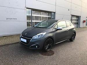 Occasion Peugeot 208 : voiture occasion peugeot 208 nancy nissan nancy ~ Maxctalentgroup.com Avis de Voitures