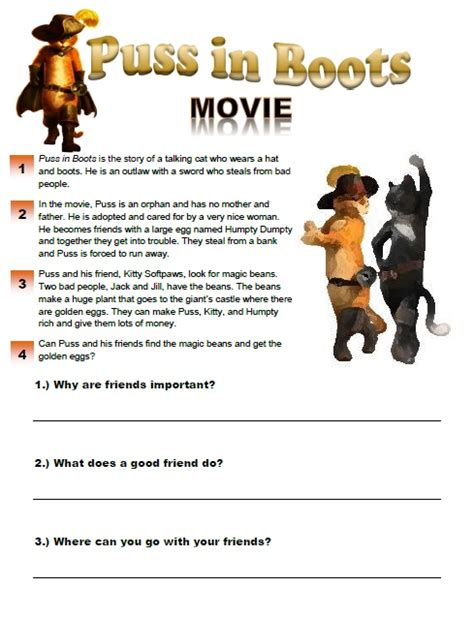 Films  Movies  Cartoons  Activities, Games, And Worksheets For Kids