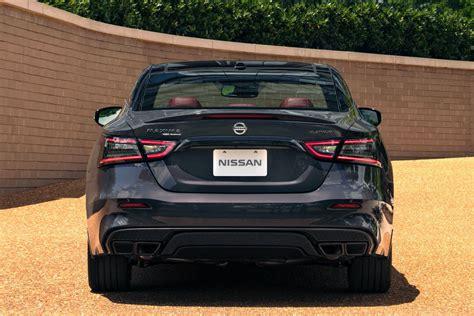 2021 Nissan Maxima 40th Anniversary Edition Headlines ...