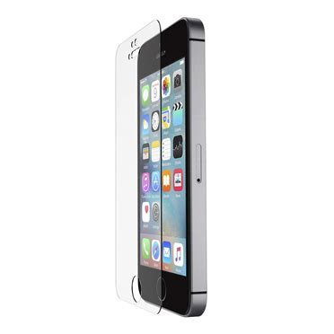 belkin tempered glass screen protector for iphone se