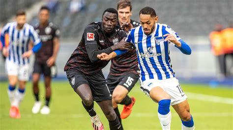 Hertha berlin confirm talks with juventus. VfB Stuttgart bei Hertha BSC: So lief das Spiel! | VfB ...