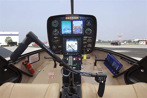 robinson adds garmin gh  autopilot   options