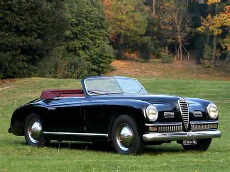 Alfa Romeo 6c 2500 Ss Cabriolet Wallpapers