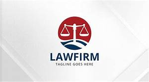 Legal - Scale - Law Firm Logo - Logos & Graphics
