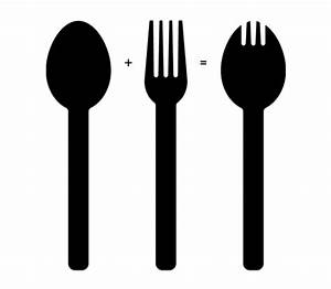 Spoon And Fork Logo | Clipart Panda - Free Clipart Images