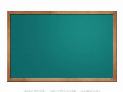 Blackboard Board Blank Cartoon Chalk Chalkboard Frame