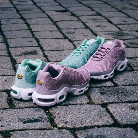 An OnFeet Look At The Nike Air Max Plus Satin Pack