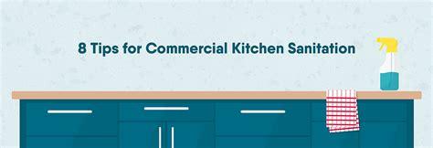 tips  commercial kitchen sanitation