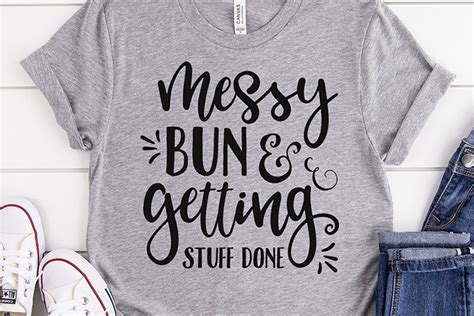 We did not find results for: Messy Bun And Getting Stuff Done SVG, mom life funny ...
