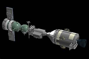 LEGO Ideas - Apollo-Soyuz Mission