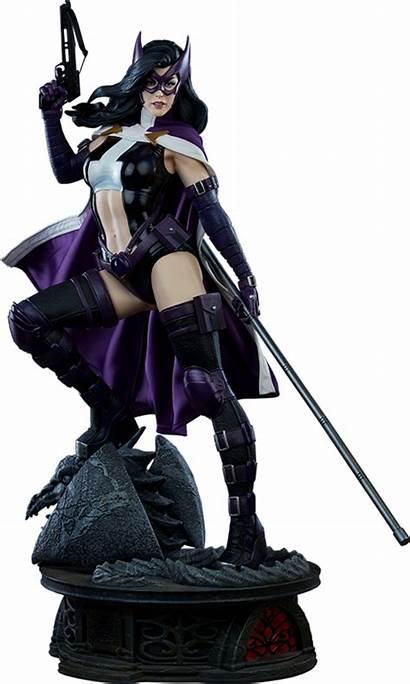 Huntress Dc Comics Sideshow Figure Statue Premium
