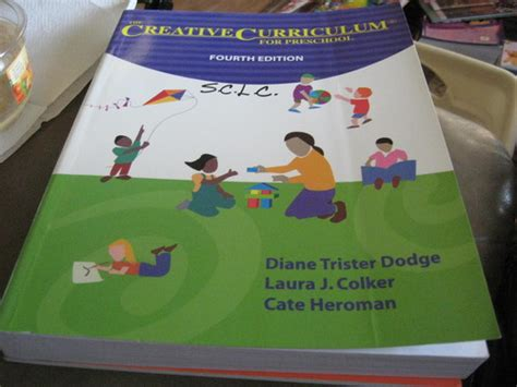 the creative curriculum for preschool 4th edition diane 251 | 61XXMC%2B6BTL
