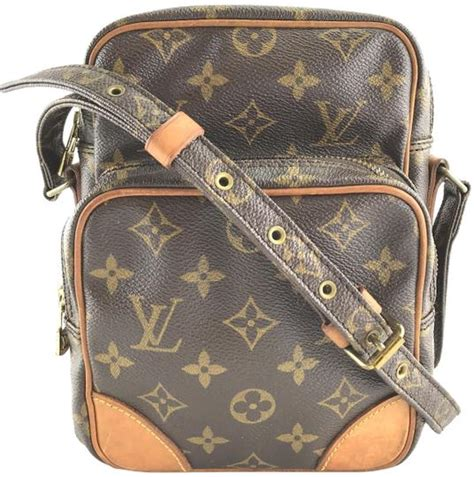 louis vuitton amazon  messenger long strap shoulder