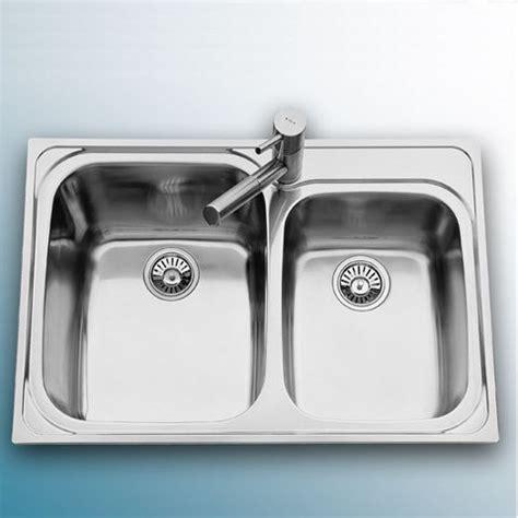 33x22 Stainless Steel Kitchen Sink Undermount by Kwc Sinks