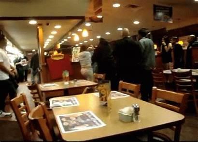 Bar Restaurant Gifs Fight Fights Denny Brawl