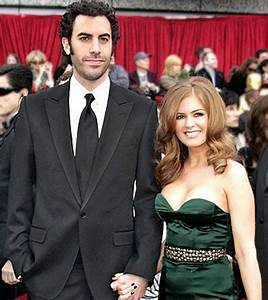 Why did Sacha Baron Cohen and Isla Fisher wait so long to ...
