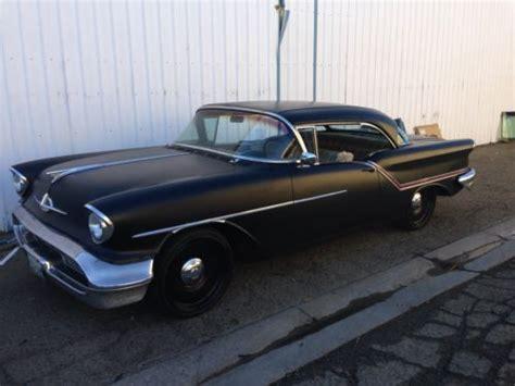 Find Used 1957 Olds Oldsmobile 88 Rocket Hardtop Custom