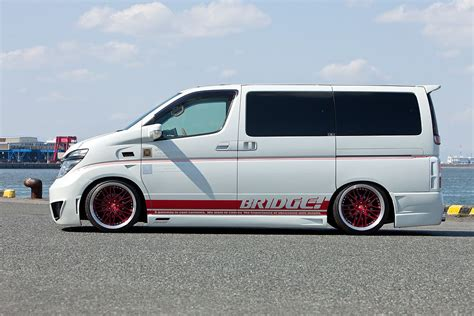 Nissan Elgrand Modification by Nissan Elgrand E51 Tuning 6 Infiniti Datsun Nissan