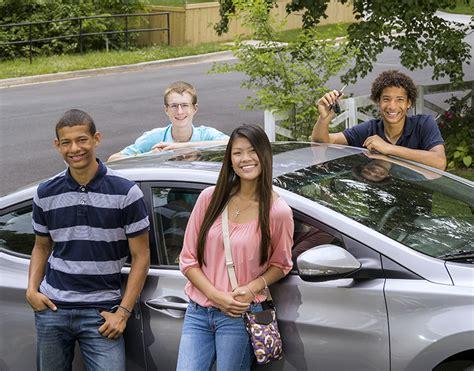 teen learning  drive  aaa benefits
