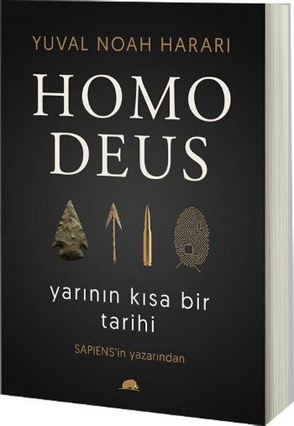 Neydik, Ne Oluyoruz Homo Sapiens'ten Homo Deus'a K24