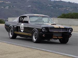 1965 Shelby Mustang GT350 Review - Top Speed