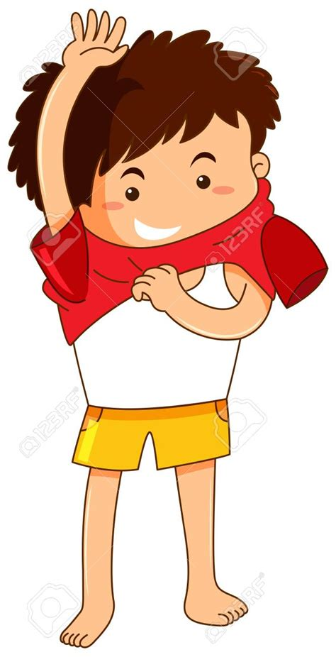 get clipart clipart get dressed boy clip images 24356
