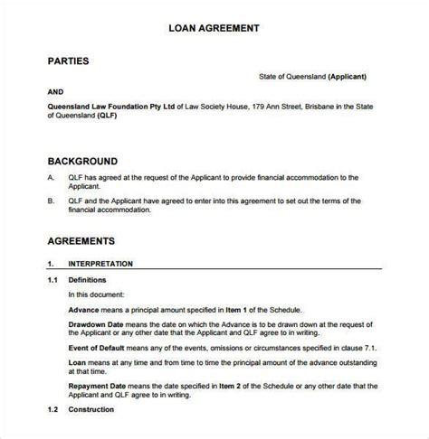 loan agreement   people gtld world congress
