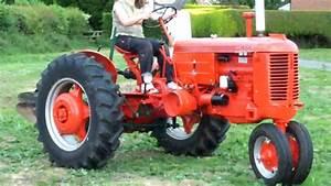Case Vac Tractor
