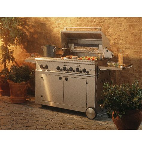 zggnyss ge monogram  outdoor cooking center   grill burners  cooktop burners