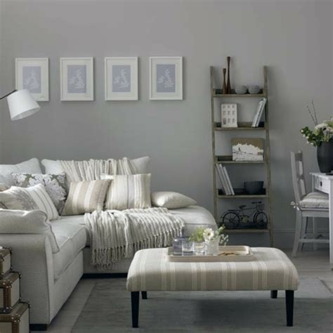 Deco L Uk by Un Salon En Gris Et Blanc C Est Chic Voil 224 82 Photos Qui