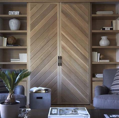 Cupboard Doors Designs by 25 Best Ideas About Chevron Door On Diy