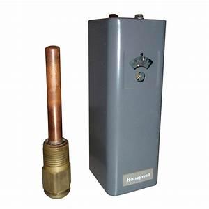 Honeywell Aquastat Controller-l4006a1967  U