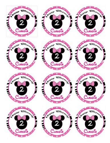 minnie mouse printables minnie mouse cupcake