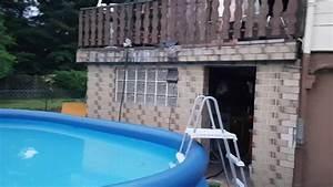 Frame Pool 366 : intex oval frame pool 610 x 366 x 122 youtube ~ Eleganceandgraceweddings.com Haus und Dekorationen