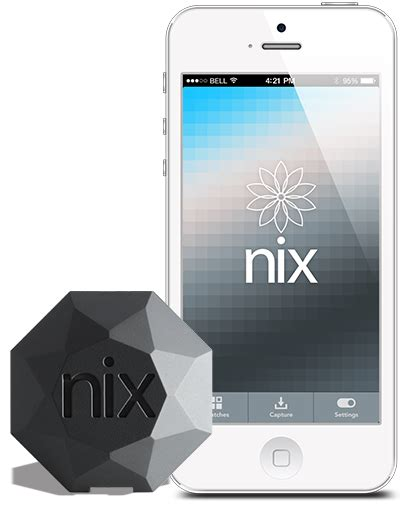 nix main photo color sensor translator maybe handy one