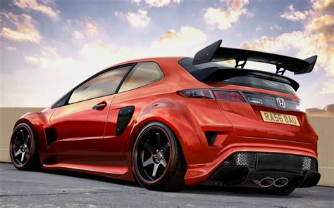 Honda Civic 2016 Type R by 2016 Honda Civic Type R Look