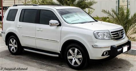 Pack up all your outdoor gear for a weekend of. 2014 Honda Pilot Touring best image gallery #12/15 - share ...