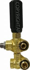 Pressure Washer Valve Parts