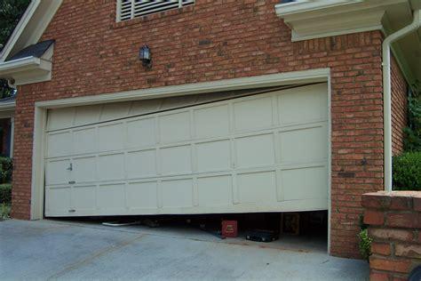 Garage Door Uneven common garage door problems issues az garage pros