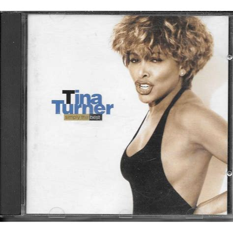 Tina Turner Simply The Best simply the best by tina turner cd with romeotiti ref