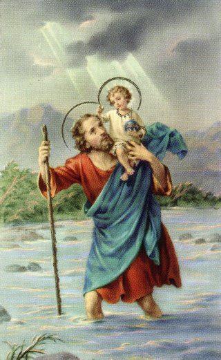 st christopher saint   week australian catholic mums