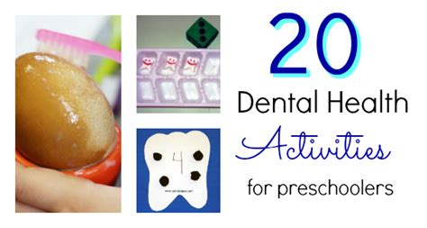 preschool dental health activities 20 activities for a dental health theme pre k pages 125